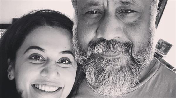 taapsee pannu and anubhav sinha will work together again