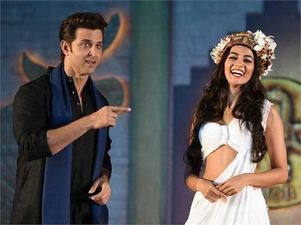 hrithik roshan and pooja hegde movie
