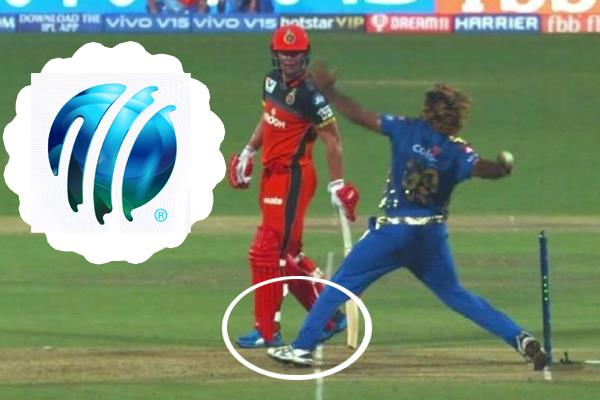 icc to use replays to call front foot no ball soon