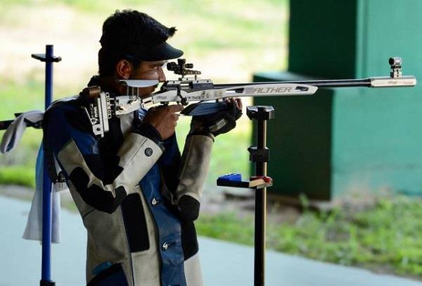 aishwarya made world record in junior three position india top in medal table