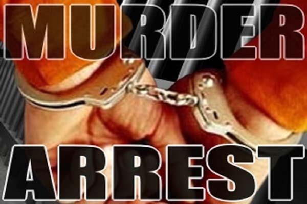 police arrest father in daughter murder case