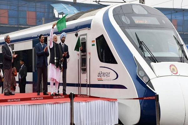 vande bharat express can run on delhi katra route from next month after varanasi