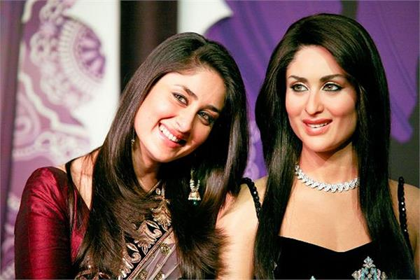 actress kareena kapoor want to do a double roll film