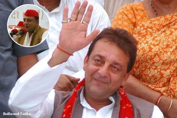 sanjay dutt join politics again