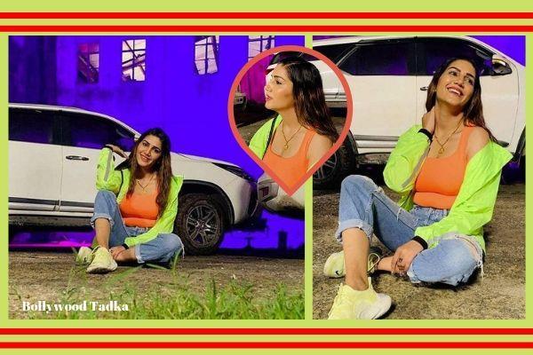 sapna choudhary hot look pics get viral
