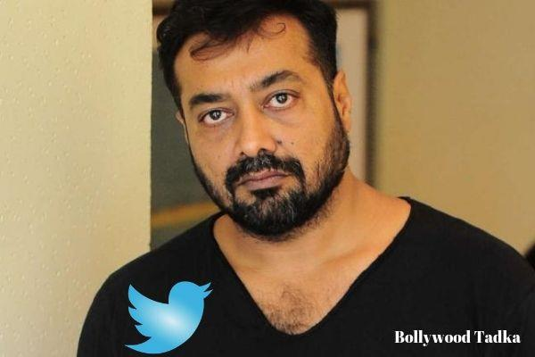 anurag kashyap his twitter account