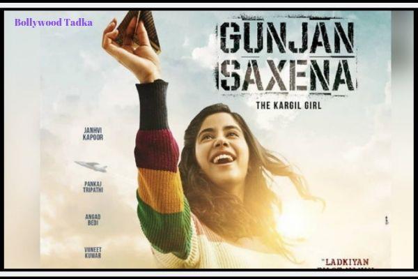 karan johar share janhi kapoor movie poster