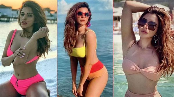 tv actress shama sikander latest pics got viral