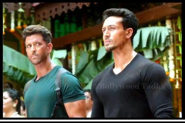 hrithik roshan and tiger shroff film war trailer release