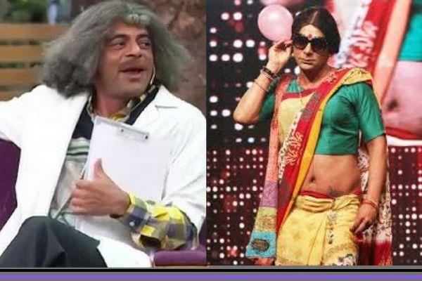 sunil grover once again act as rinku babhi