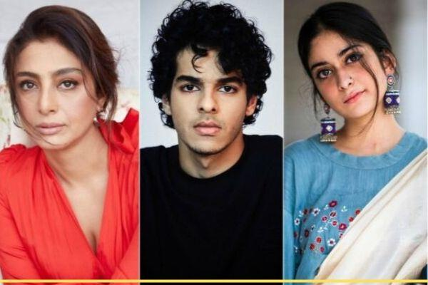 tabu and ishaan khattar work in a suitable boy