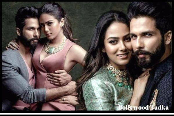 shahid kapoor saying about mira rajput movie entry