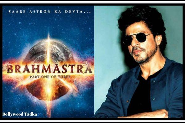 shahurkh khan will work in brahmastra
