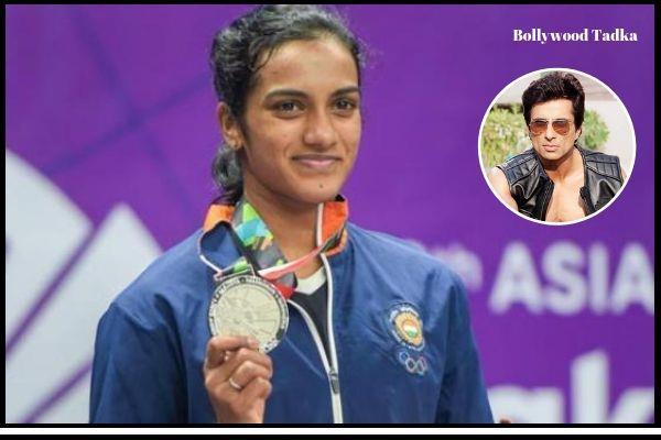 सोनू सूद बनाएंगे विश्व चैम्पियन पीवी सिंधु पर बायोपिक