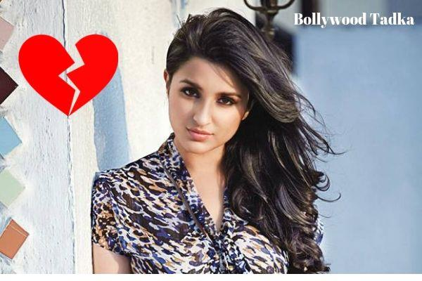 actress parineeti chopra saying about her love and breakup