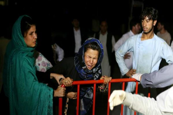afghanistan blast in kabul wedding ceremony more than 60 dead
