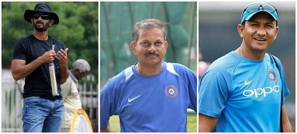 who will be batsman coach of indian team now two big names came out