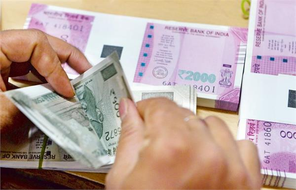 rupee fell 9 paise to open at 71 36 against the dollar