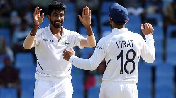 bumrah created history became india first fast bowler to do