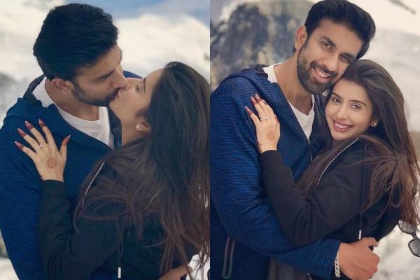 charu asopa romance with husband rajeev sen in switzerland