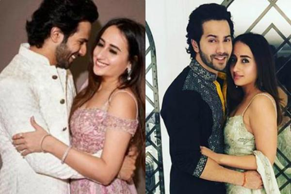 varun dhawan natasha dalal engaged in 2018