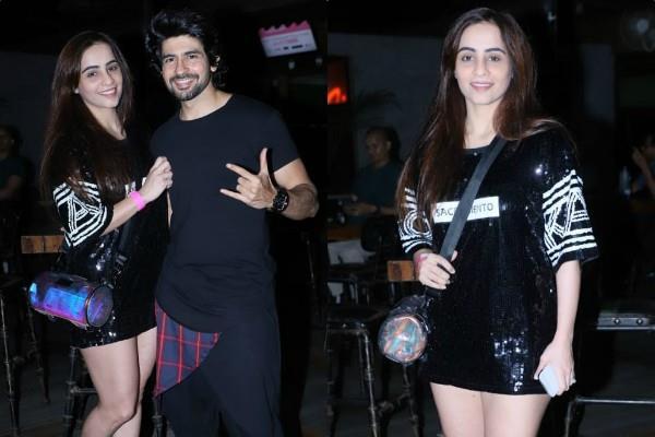 hussain kuwajerwala spotted with wife tina kuwajerwala