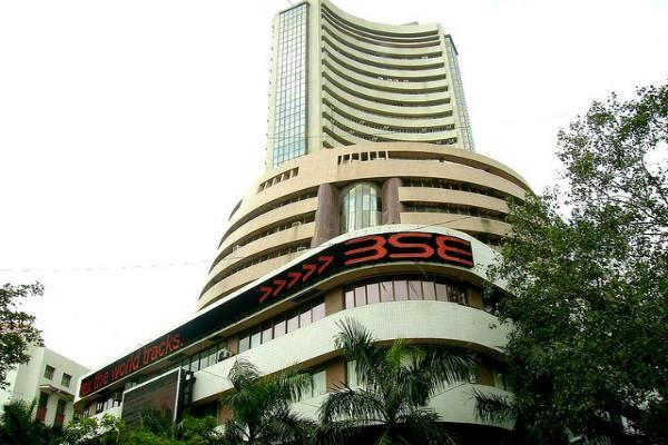 sensex rose by 313 points and nifty at 11136 level