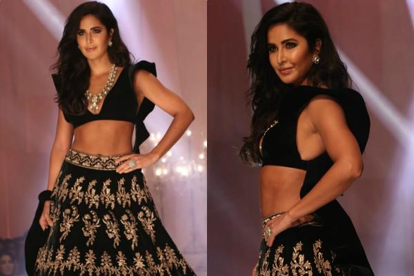katrina kaif looks gorgeous at lakme fashion week