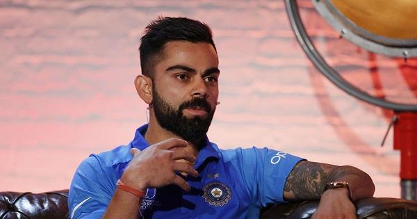 after completing 11 years in international cricket kohli shared his photo
