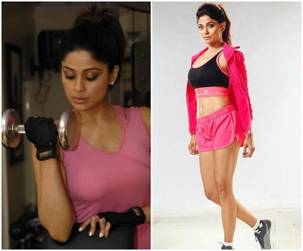 fitness secrets of bollywood actress shamita shetty
