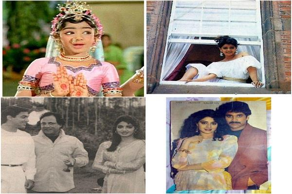 b day spc rare photos of sridevi on her 56th birthday