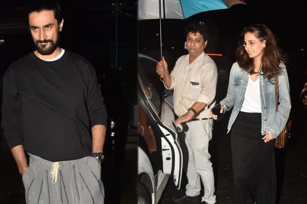 amitabh bachchan niece naina is spotted with husband kunal kapoor see pics