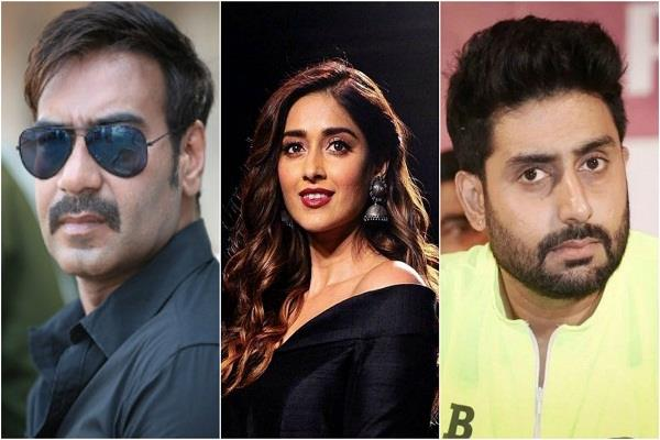 ajay devgn and abhishek bachchan come together after seven years