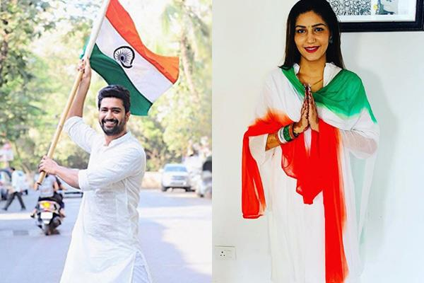 bollywood stars said happy independence day in some special style see photos
