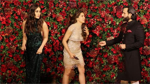 sara ali khan said that kareena is more then friend