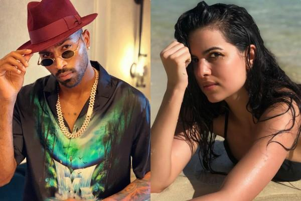 hardik pandya introduced natasa stankovic as her girlfriend to family