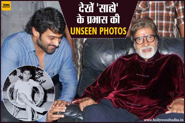 prabhas rare unseen pics and know the interesting facts about sahoo actor