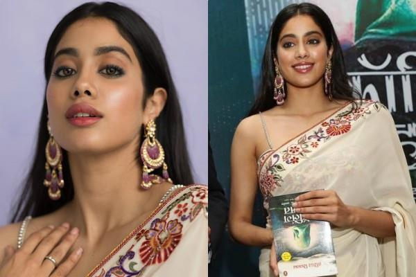 janhvi kapoor gets trolled holding a book upside down at calling sehmat launch
