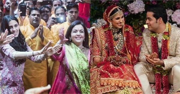 shloka mehta celebrated ganesh chaturthi with mother in law nita ambani