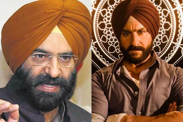 controversy over in sacred games 2 scene mla manjinder threaten legal action