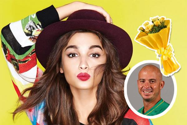 herschelle gibbs share again alia bhatt photo with special message