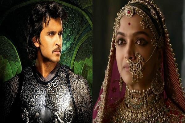 hrithik and deepika becomes ram and seeta in nitesh tiwari next film  ramayana