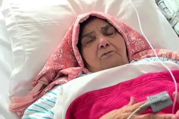 rumor has emerged that reports of op chautala s wife s death