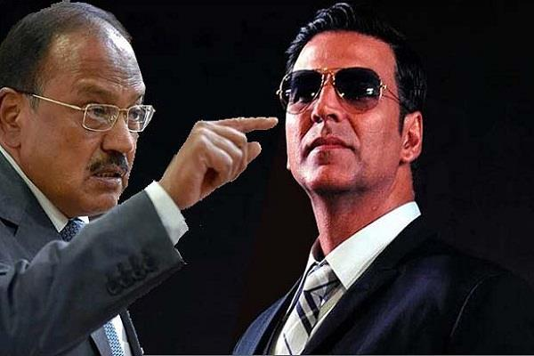 akshay to reunite with neeraj for a movie based on nsa ajit doval s life