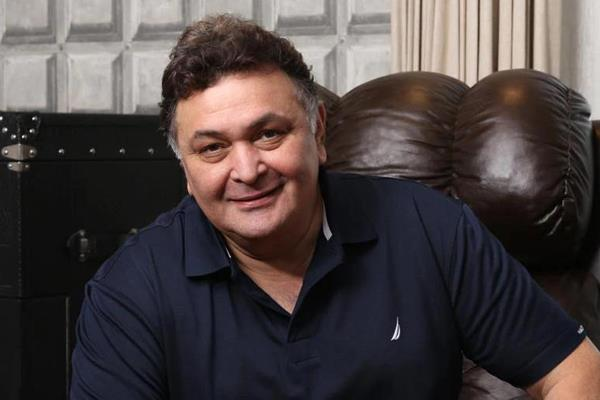 rishi kapoor is elated hearing his song mai shayar in a us salon