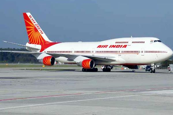 government may go for 100 stake sale in cash strapped air india