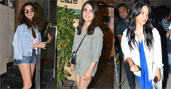 tara sutaria kaira advani radhika madan are giving some stylish cues