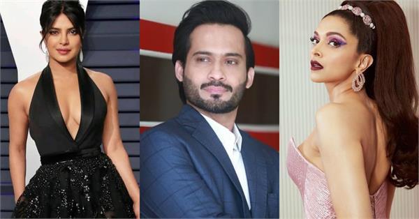 tv host and vj waqar zaka insulted deepika padukone priyanka chopra