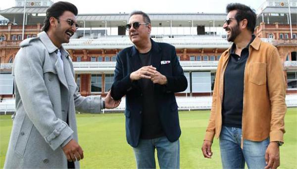 कबीर खान की फिल्म '83 में बोमन ईरानी पूर्व क्रिकेट-कमेंटेटर की भूमिका में आएंगे नजर