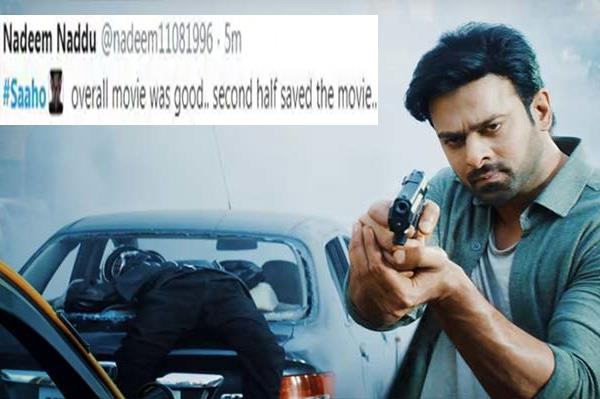 saaho movie review in hindi